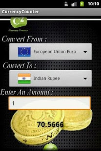 CurrencyConverter-Harshal - screenshot thumbnail