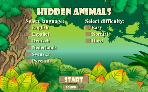 Hidden Animals FREE 2+ 1.2.5 screenshots 4