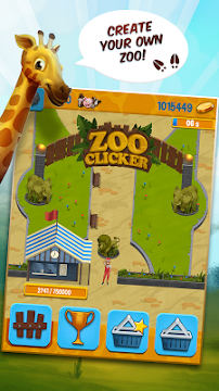 Zoo Clicker - screenshot