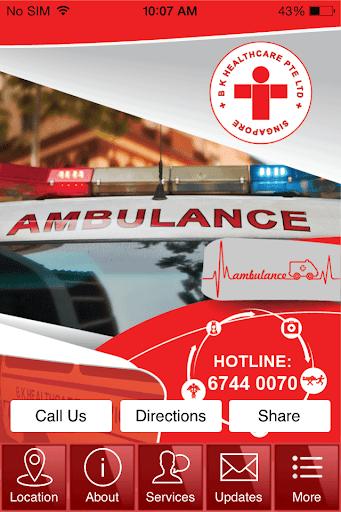 BK Healthcare Services Pte Ltd
