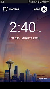 KIRO 7 Wake Up App- screenshot thumbnail