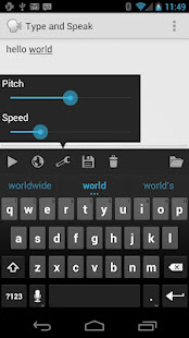 App Type and Speak APK for Windows Phone