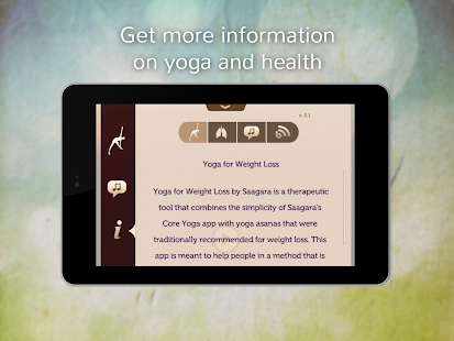 Yoga for Weight Loss- screenshot thumbnail