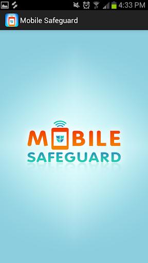 玩免費生活APP|下載Mobile Safeguard app不用錢|硬是要APP
