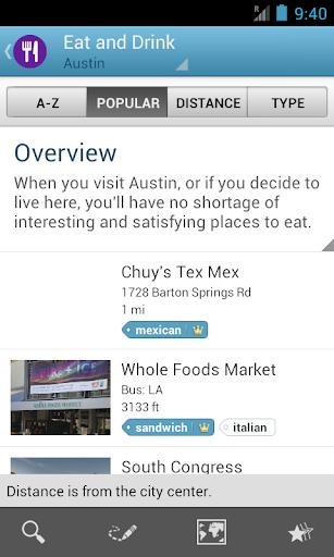 Texas Travel Guide by Triposo  screenshots 7