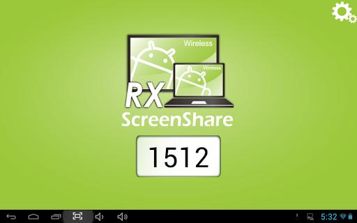ScreenShare Receiver PC2TV