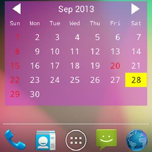Malaysia Holiday Calendar 2015 生產應用 App LOGO-APP試玩