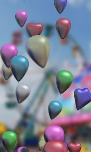Baloons live wallpaper- screenshot thumbnail