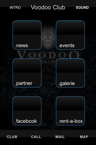 Voodoo Club - screenshot