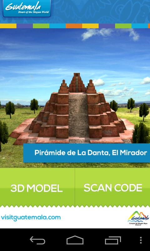 Guatemala 3D - screenshot