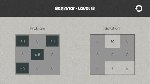 Squazzle - Math Puzzle