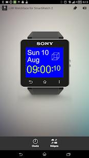 JJW Simplicity Watchface 2 SW2 - screenshot thumbnail
