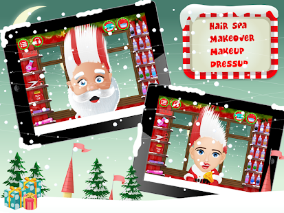 Santa Hair Saloon- screenshot thumbnail