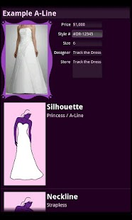 Track the Dress Lite- screenshot thumbnail
