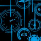 NeonClock legacy Livewallpaper icon