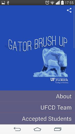 Gator Brush Up
