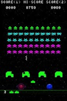 Screenshot of Invaders Game