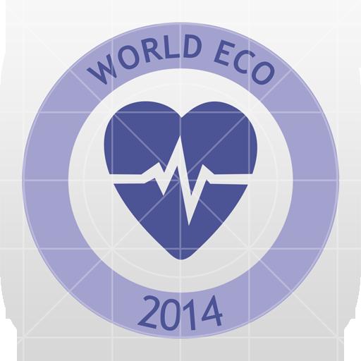 WorldEcho 2014 LOGO-APP點子
