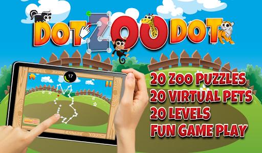 FREE Dot 2 Dot Zoo Virtual Pet