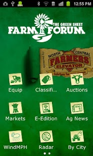 Farm Forum Agriculture News - screenshot thumbnail
