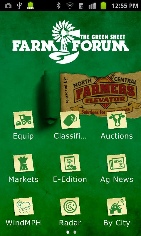 Farm Forum Agriculture News - screenshot