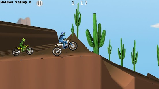 Dirt Trials XL - Desert Dunes - screenshot thumbnail