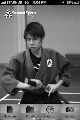 Samurai Sports Singapore