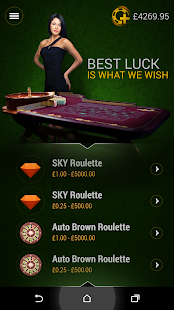 Live Roulette - screenshot thumbnail
