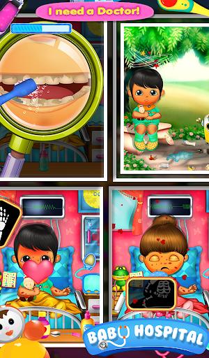 無料休闲Appの赤ちゃん病院|記事Game