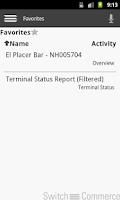 Screenshot of MobileTMS