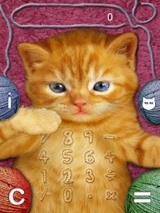 Kitten Calculator - screenshot thumbnail