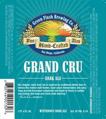 Logo of Green Flash Grand Cru