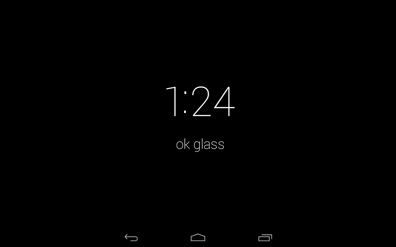MyGlass- screenshot
