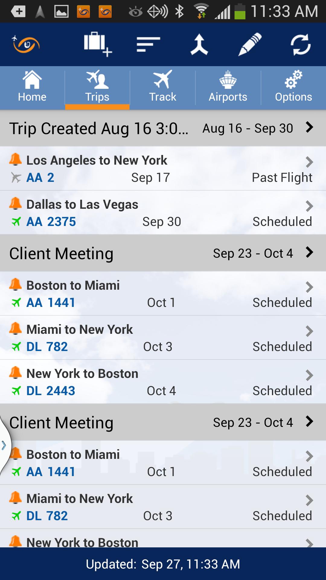 FlightView Elite FlightTracker screenshot #6