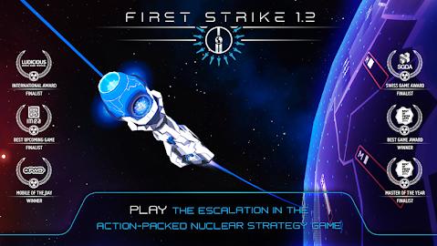 First Strike 1.2 Screenshot 1