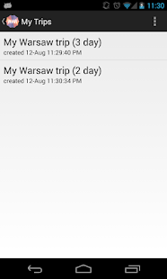 Holidayen Warsaw - screenshot thumbnail