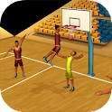 Basketball 3D Game 2015 icon