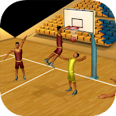 Basketball 3D Game 2015