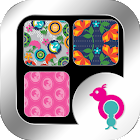 Fun Florals Wallpapers icon
