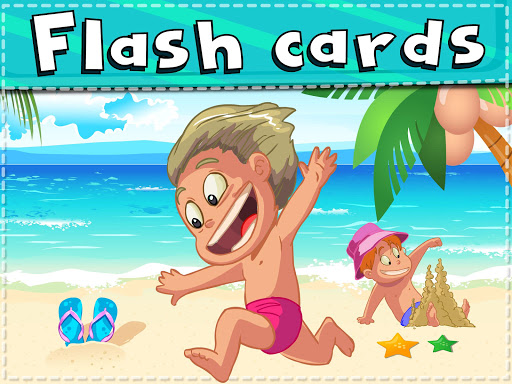 Learn english by flash cards