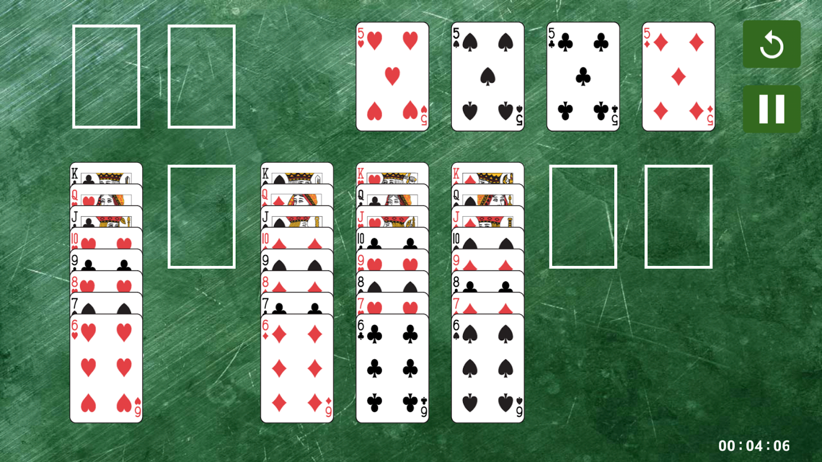 how to play solitaire with tarot
