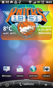 Weather-Watch Widget- screenshot thumbnail