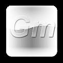 Glass Metal Theme Go Launcher icon