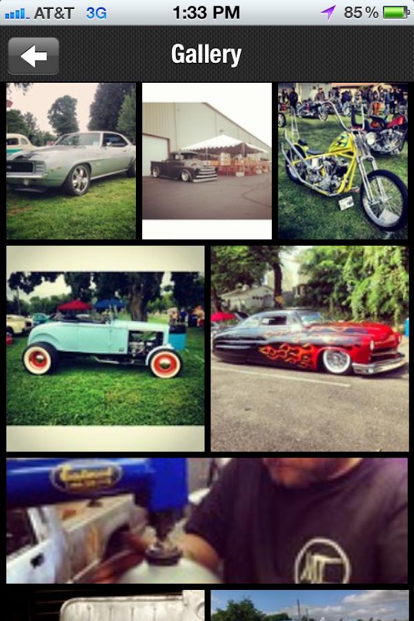 The Eastwood Company App - screenshot