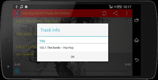 Hip Hop MUSIC Radio WorldWide  screenshots 16