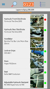 Bike Activity- screenshot thumbnail