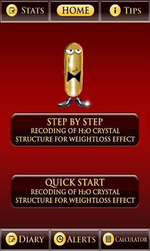 Weight Loss H2O Pill™ Maker