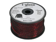 Taulman Red T-Glase - 1.75mm