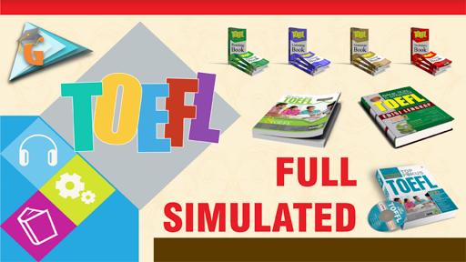 Full-Simulated Toefl