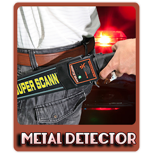 Download Police Metal Detector APK on PC